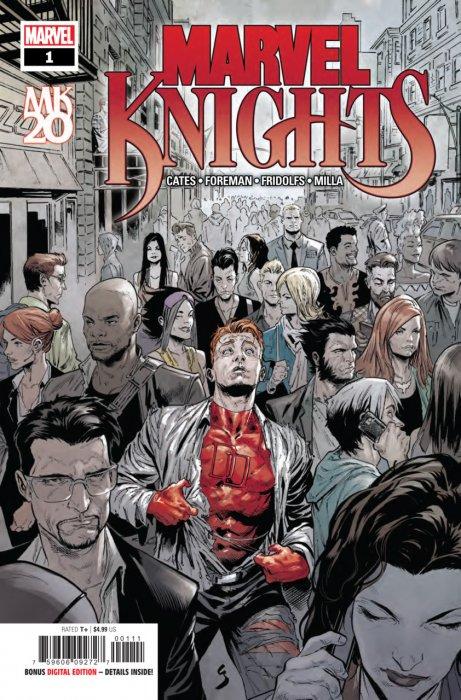 Marvel Knights - 20th #1