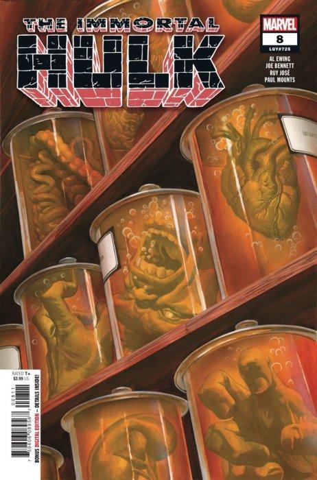 Immortal Hulk #8