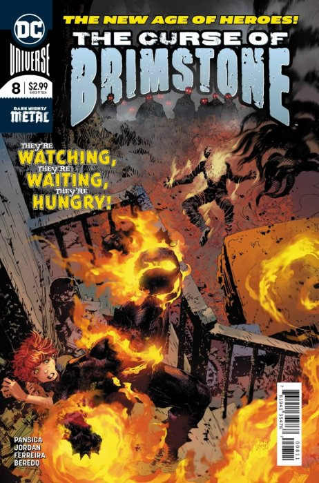 The Curse of Brimstone #8