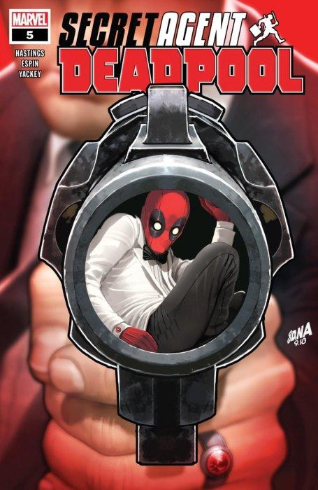 Deadpool - Secret Agent Deadpool #5