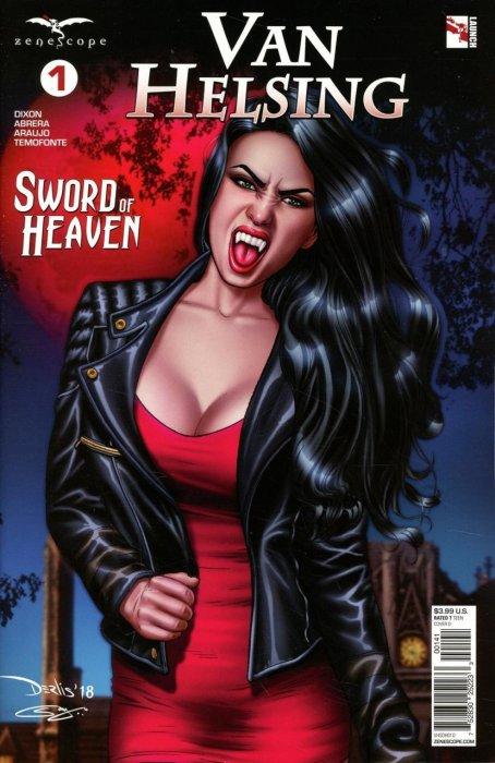 Van Helsing - Sword of Heaven #1