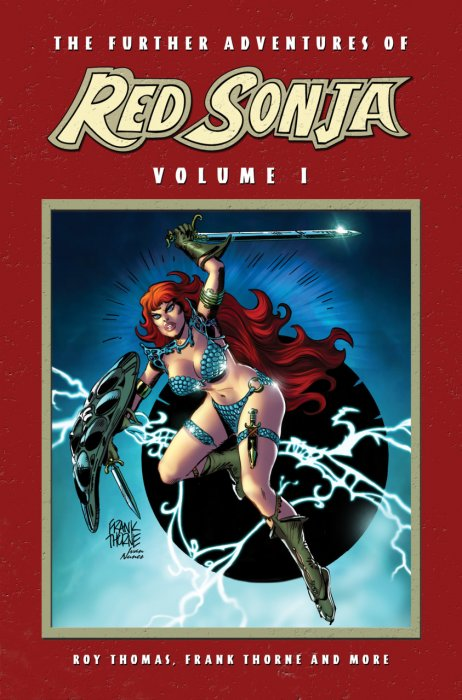 The Further Adventures of Red Sonja Vol.1