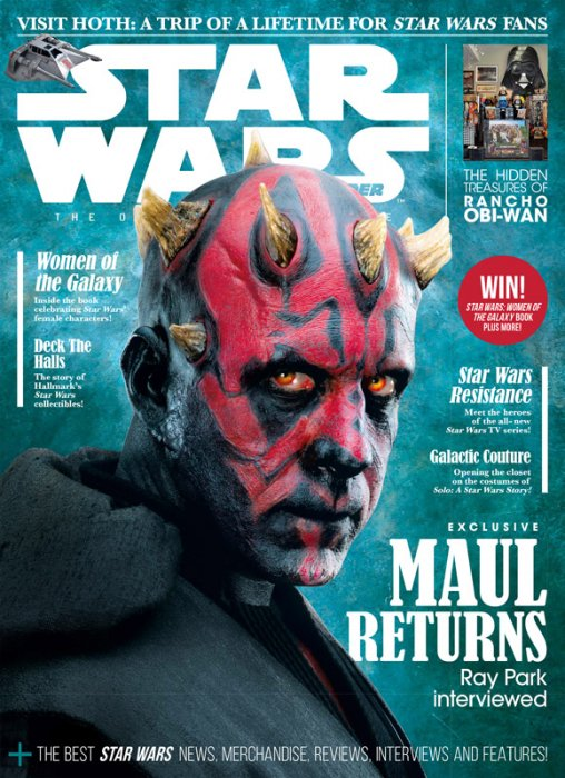 Star Wars Insider #185