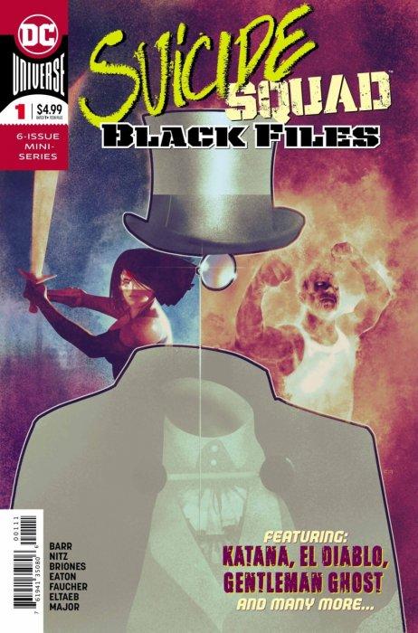 Suicide Squad Black Files #1
