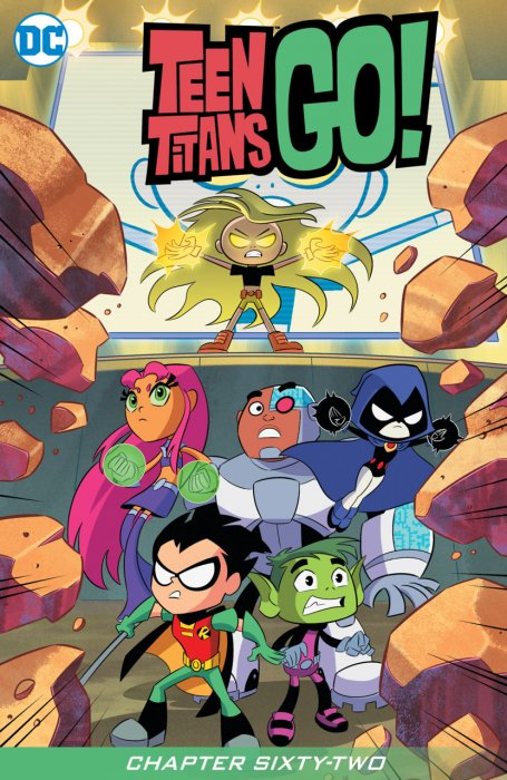 Teen Titans Go! #62