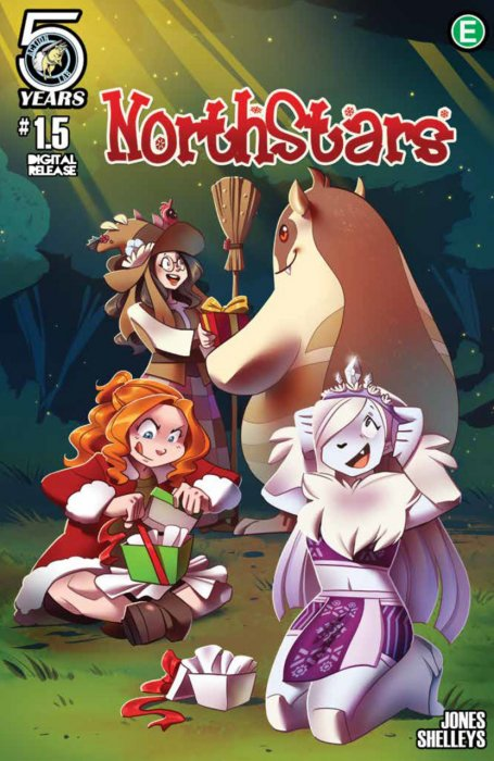 NorthStars Vol.1.5 - Viene, viene la Befana!