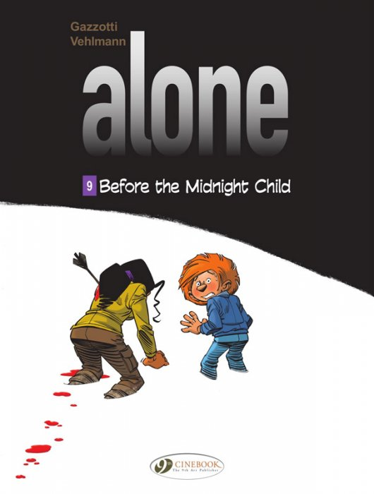 Alone #9 - Before the Midnight Child