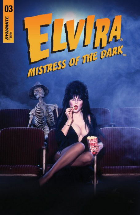 Elvira - Mistress of the Dark #3