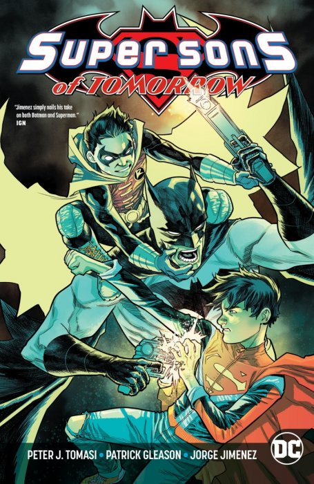 Super Sons of Tomorrow #1 - TPB