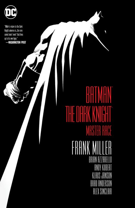 Batman - The Dark Knight - Master Race #1 - HC/TPB