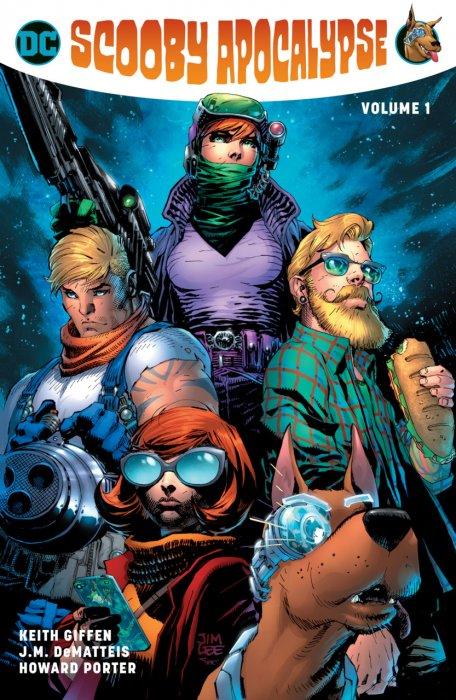 Scooby Apocalypse Vol.1-4 Complete
