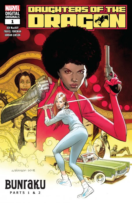 Daughters of the Dragon #1