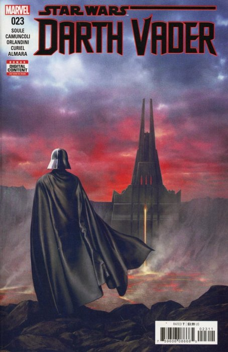 Star Wars - Darth Vader #23