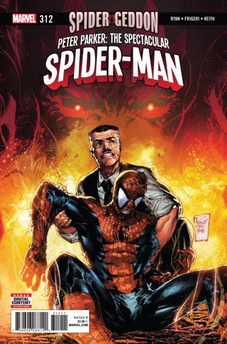 Peter Parker - The Spectacular Spider-Man #312