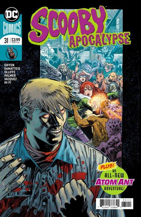 Scooby Apocalypse #31