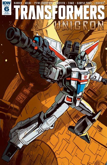 Transformers - Unicron #6