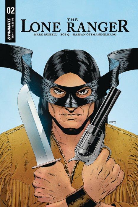 The Lone Ranger #2