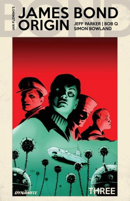 James Bond - Origin #3