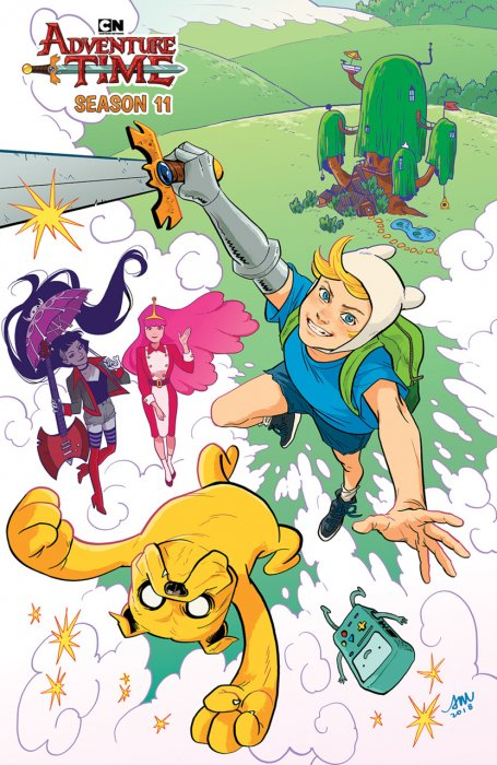 Adventure Time - Season 11 #1