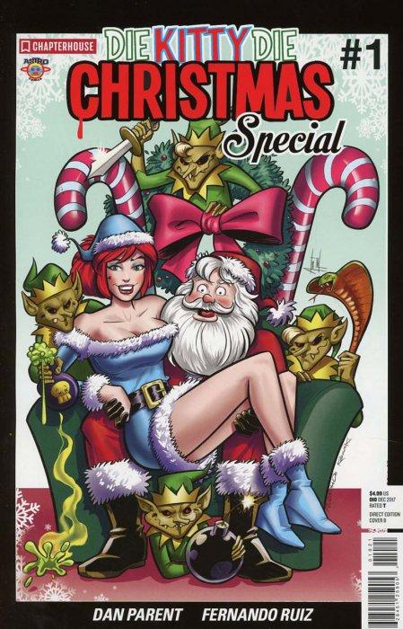 Die Kitty Die! Christmas Special #1