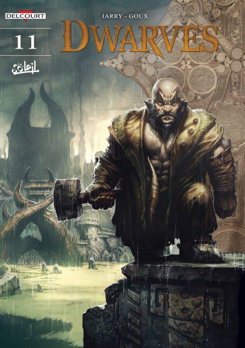 Dwarves #11 - Torun of the Forge