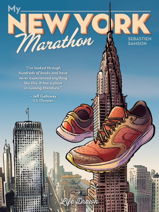 My New York Marathon #1