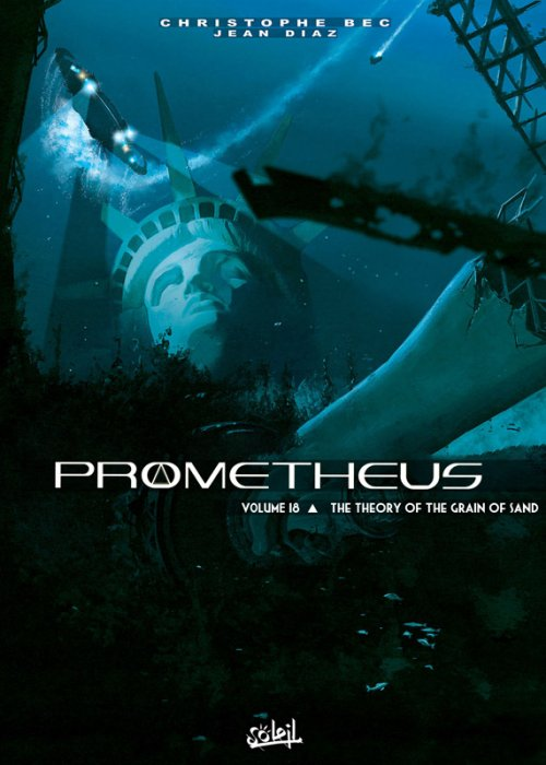 Prometheus Vol.18 - The Theory of the Grain of Sand
