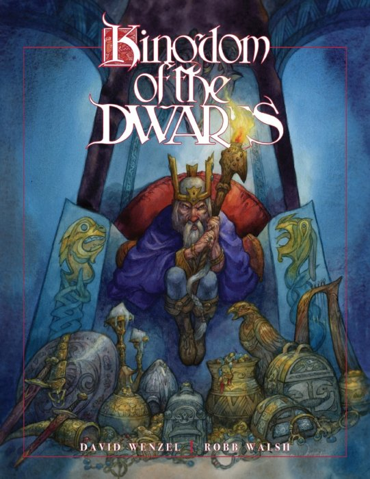 The Kingdom of the Dwarfs #1 - HC