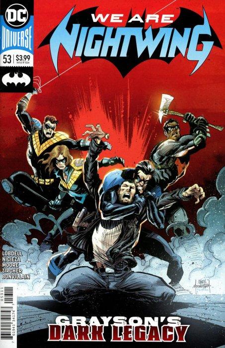 Nightwing #53