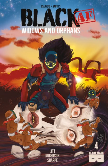 BLACK[AF] - Widows and Orphans #4