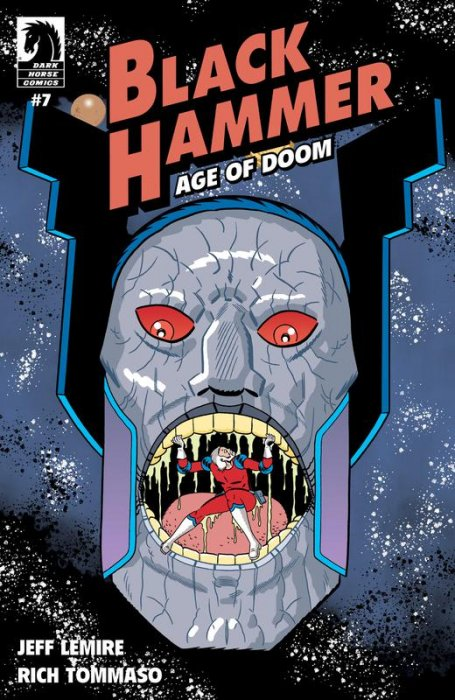 Black Hammer - Age of Doom #7