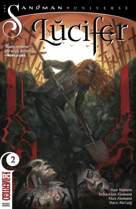 Lucifer Vol.3 #2
