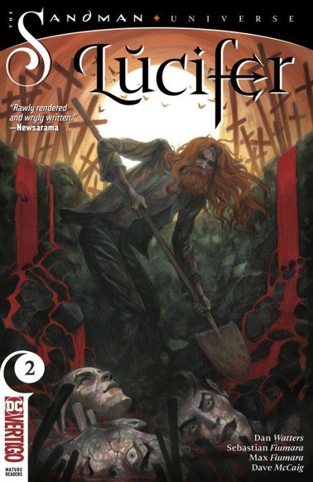 Lucifer Vol.3 #2