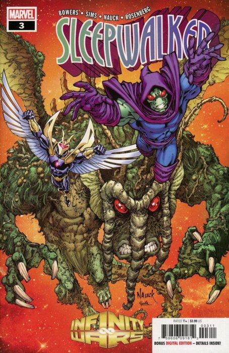 Infinity Wars - Sleepwalker #3