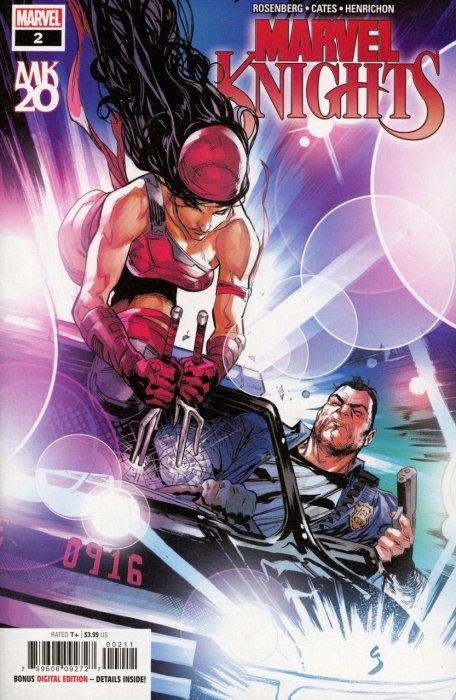 Marvel Knights - 20th #2