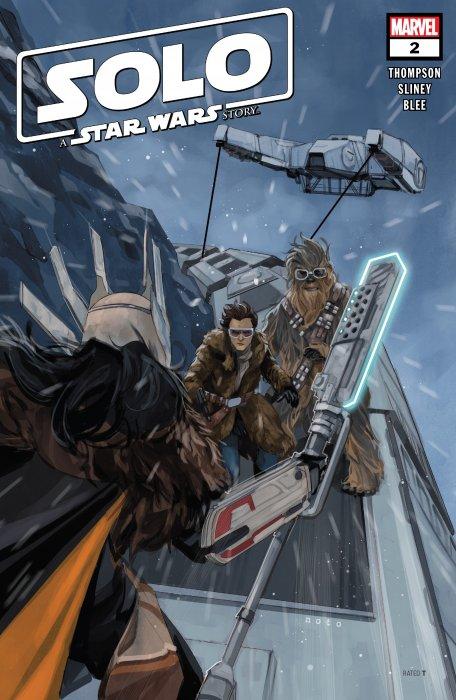 Solo - A Star Wars Story Adaptation #2
