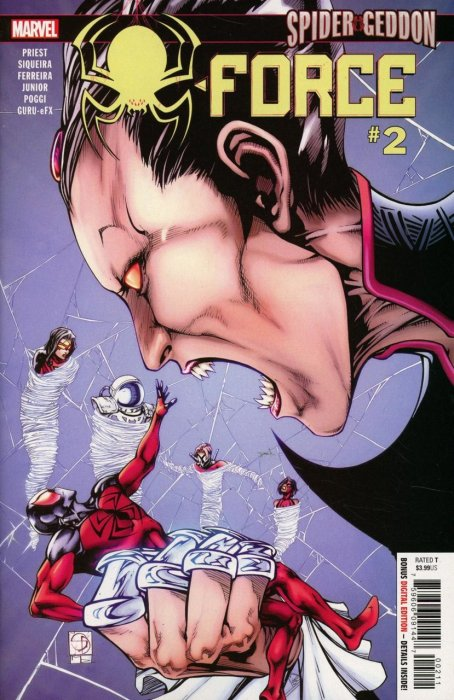 Spider-Force #2