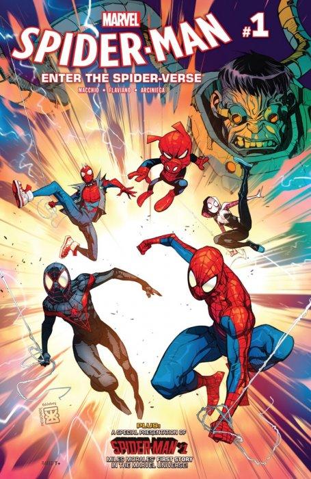 Spider-Man - Enter the Spider-Verse #1