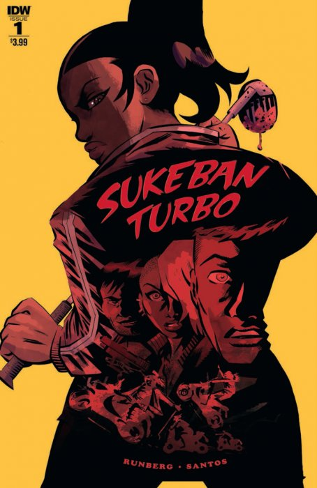 Sukeban Turbo #1