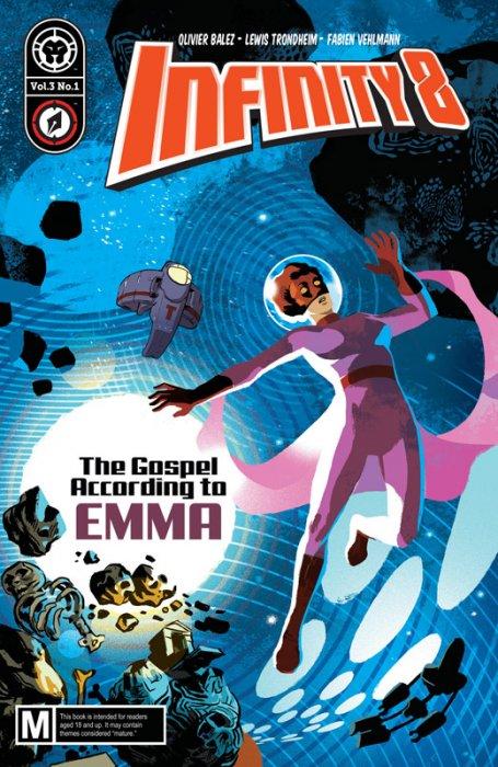 Infinity 8 #7 - The Gospel According to Emma