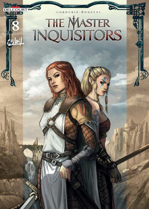 The Master Inquisitors Vol.8 - Synillia