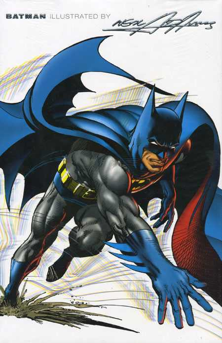 Batman Illustrated by Neal Adams Vol.1-3 Complete