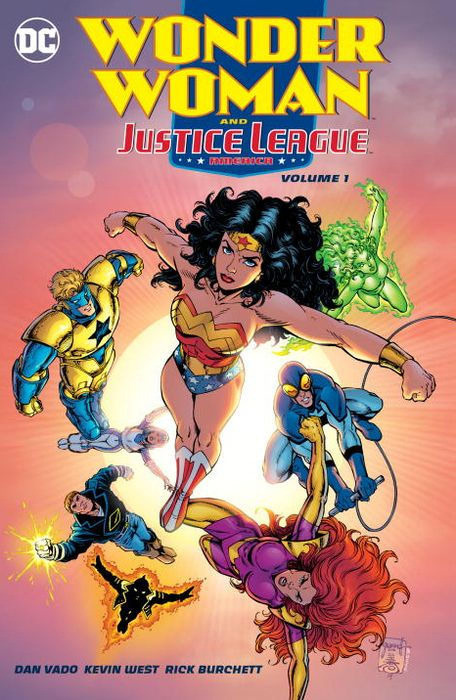 Wonder Woman and the Justice League America Vol.1