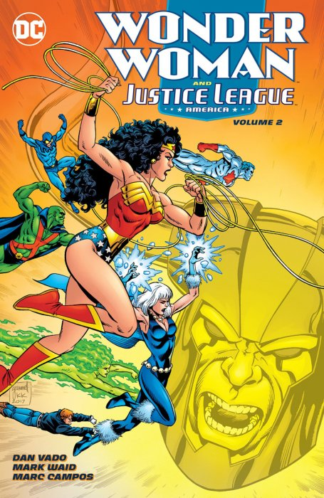 Wonder Woman and the Justice League America Vol.2