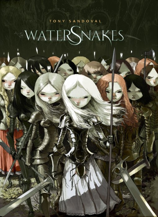 Watersnakes #1 - GN