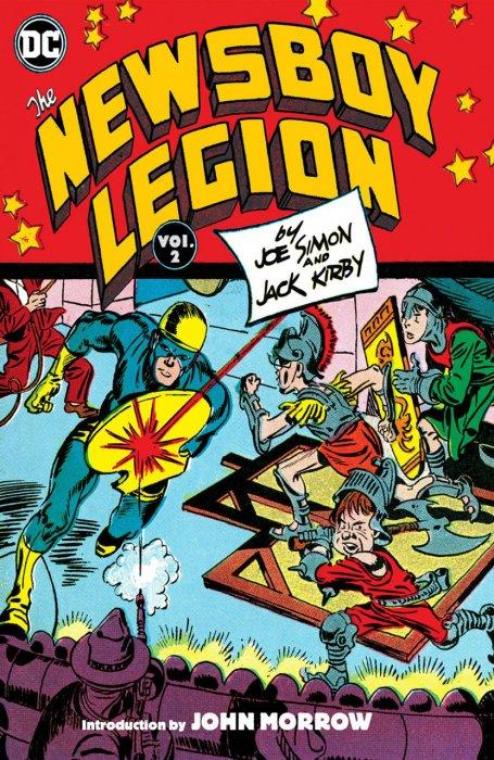 The Newsboy Legion by Joe Simon & Jack Kirby Vol.2