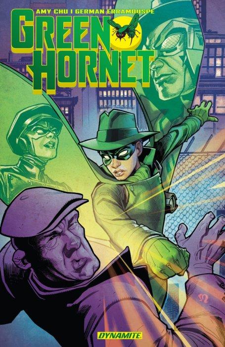 Green Hornet - Generations #1 - TPB