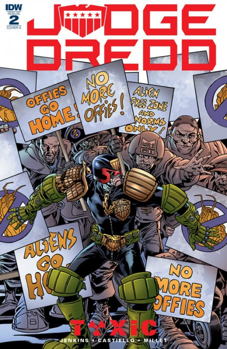 Pdf comics judge dredd