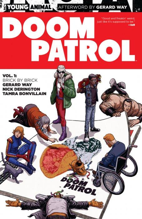 Doom Patrol Vol.1 - Brick by Brick