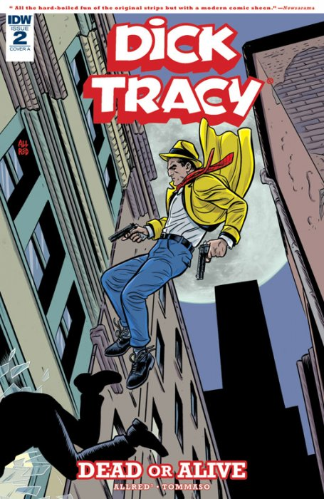 Dick Tracy - Dead or Alive #2